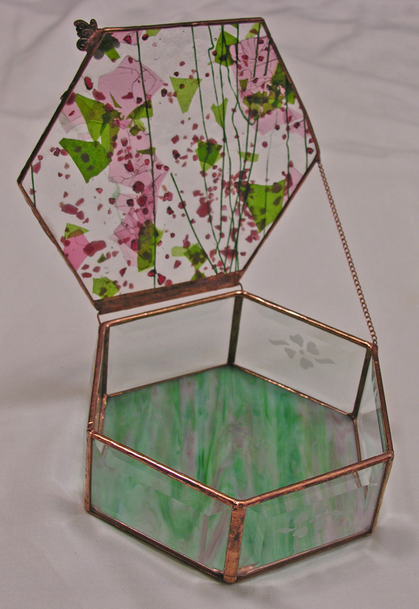 Boxconfettiopen Glass Box